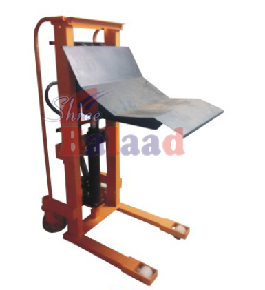 Paper / Plastic Reel Stacker
