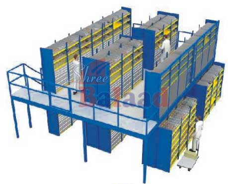 Two Tyer Racking Systems