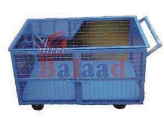 Wire Net Box Truck