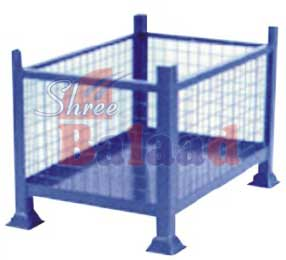 Wire Net Metal Pallet